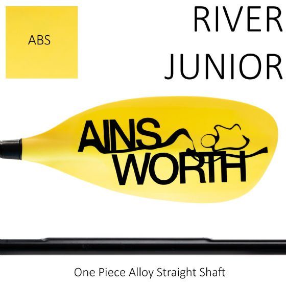 RIVER JUNIOR (ABS) One Piece Alloy